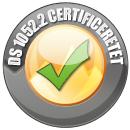 sikker branddør med DS certificering